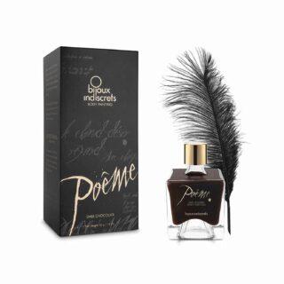 Краска для тела Bijoux Indiscrets Poеme Dark Chocolate, 50г