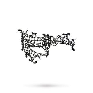 Маска нитяная Toyfa Theatre Асимметрия, текстиль, черная