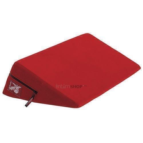 Liberator Retail Wedge Подушка для любви малая красная микрофибра