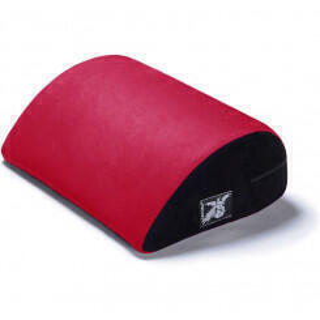 Подушка для любви малая Liberator Retail Jaz Motion, вишневая замша