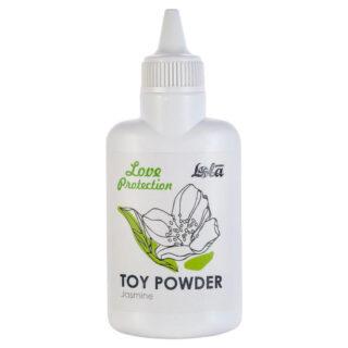 Пудра для игрушек Love Protection Жасмин, 30 гр