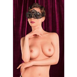 Металлическая маска Toyfa Theatre, черный