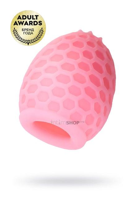 Мастурбатор Toyfa A-Toys Pufl, розовый