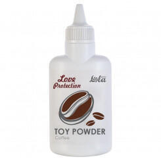 Пудра для игрушек Love Protection Coffee, 30 гр