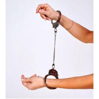 Эксклюзивные наручники со сменными цепями Be Mine, OC