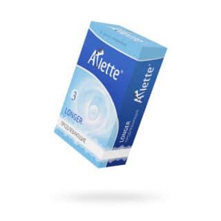 Презервативы Arlette Longer Продлевающие, 6 шт.