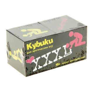 Кубики для эротических игр, 2 шт