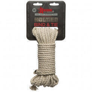 Веревка бондажная Doc Johnson Kink Bind & Tie, 9 метров