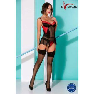 Корсеты Avanua Odina corset, Чёрный, XXL/3XL