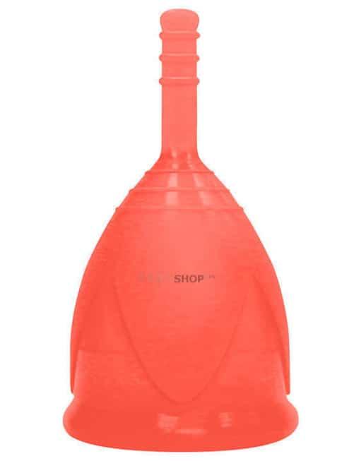 Менструальная чаша Тюльпан, S, красная