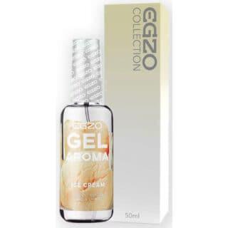 Оральный гель-смазка Egzo Aroma, на водной основе, мороженое, 50 мл