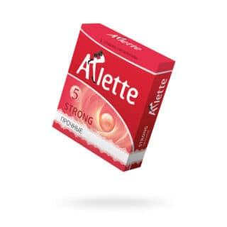 Презервативы Arlette Strong Прочные, 3шт.