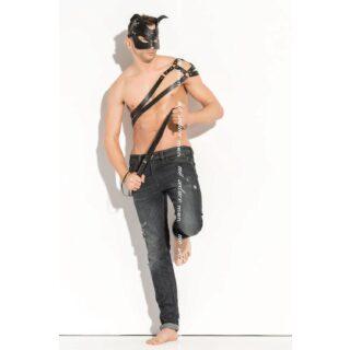 Аксессуары Me Seduce Harness man 02, Чёрный, L/XL