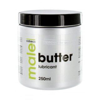 Анальный лубрикант Cobeco Male Butter, на водной основе, 250 мл