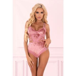 Боди LivCo Corsetti Fashion LC 90591 Magrin body, Розовый, S/M