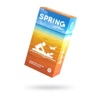 Презервативы Spring Contuor, классические, 12 шт