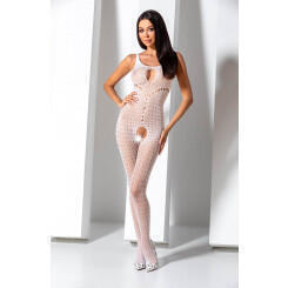 Боди Passion Erotic Line BS 078 White, Белый, One size