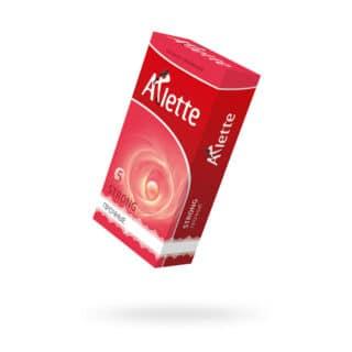 Презервативы Arlette Strong Прочные,12 шт
