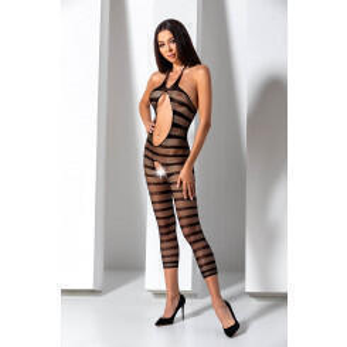 Боди Passion Erotic Line BS 081 Black, Чёрный, One size