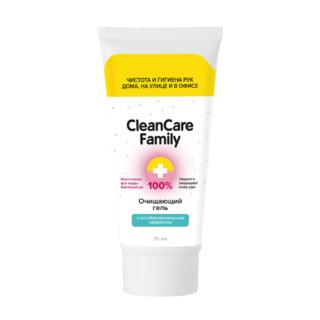 Очищающий гель CleanCare Family с антибактериальным эффектом, 75 мл