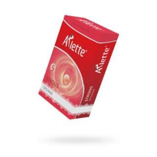 Презервативы Arlette Strong Прочные, 6 шт.