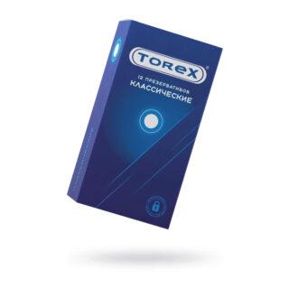 Презервативы классические Torex №12