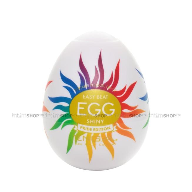 Мастурбатор Tenga Egg Shiny Pride Edition