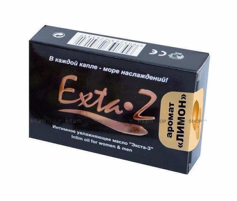 Интимное масло EXTA-Z Desire Лимон 15 мл