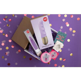 Набор Fun Factory пульсатор + вибратор Clit Kit Petite, лиловый