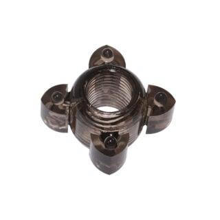 Эрекционное кольцо Rings Screw, чёрное