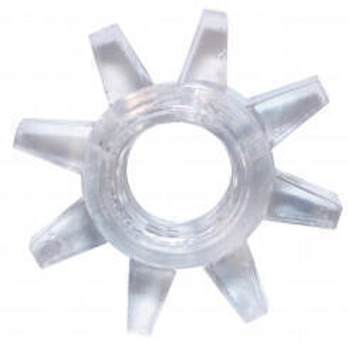 Эрекционное кольцо Rings Cogweel, бесцветный