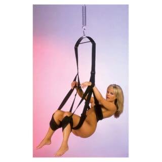 Секс-Качели Fantasy Swing, черные