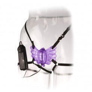 Клиторальный стимулятор-бабочка Classix - PipeDream