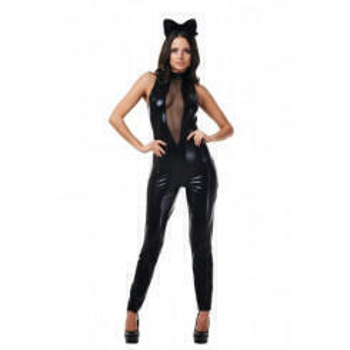Костюм Le Frivole Чёрная кошка, S/M