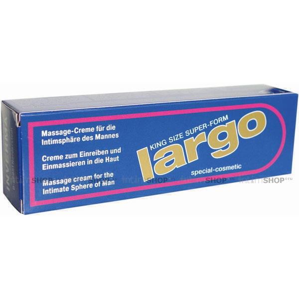 Крем для Усиления Эрекции Largo Special Cosmetic 40 мл
