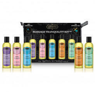 Набор массажных масел KamaSutra® Aromatic 5 бутылочек по 59 мл KamaSutra