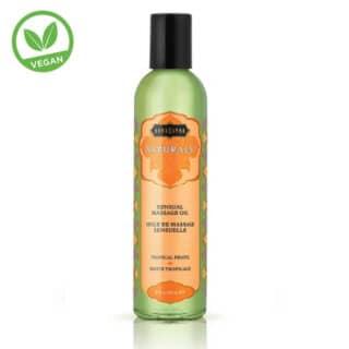 Массажное масло Naturals massage oil Tropical mango 236 мл KamaSutra