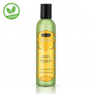 Массажное масло Naturals massage oil Coconut pineapple 236 мл KamaSutra