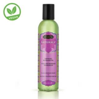 Массажное масло Naturals massage oil Island passion berry 236 мл KamaSutra