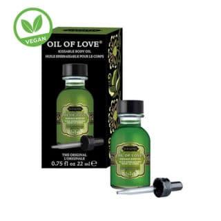 Возбуждающее масло-гель KamaSutra Oil of Love Original, 22 мл