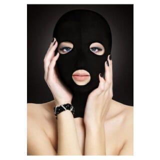 Маска-шлем Shots Ouch Subversion Mask, черный