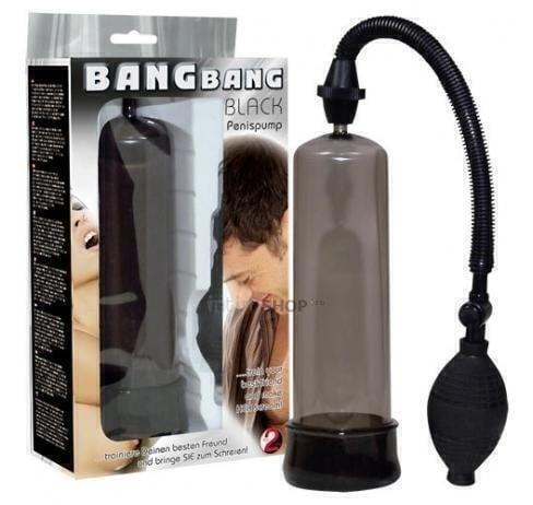 Помпа для пениса Bang Bang Black Orion
