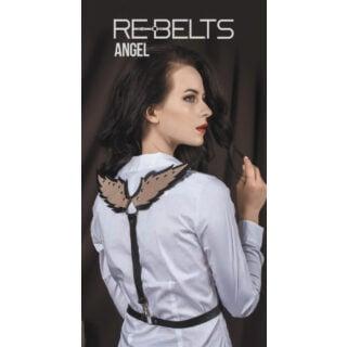 Портупея Rebelts Angel, чёрная