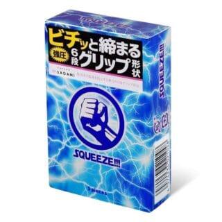 Презервативы Sagami Squeeze, 5 шт.