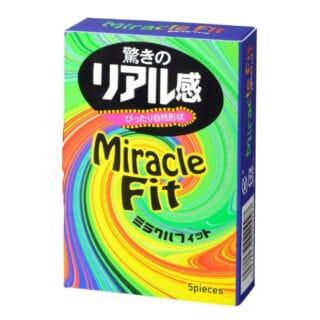 Презервативы Sagami Miracle Fit №5