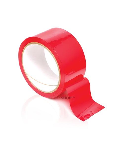 Самоклеющаяся лента для связывания PipeDream Pleasure Tape красный