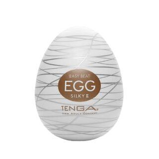 Мастурбатор Tenga Easy Beat Egg Silky II