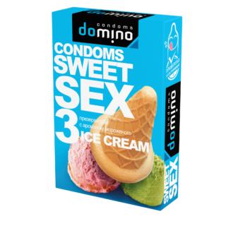 Презервативы Domino Sweet Sex Ice Cream