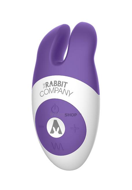 Вибратор для клиторальной стимуляции Lay On The Rabbit Company