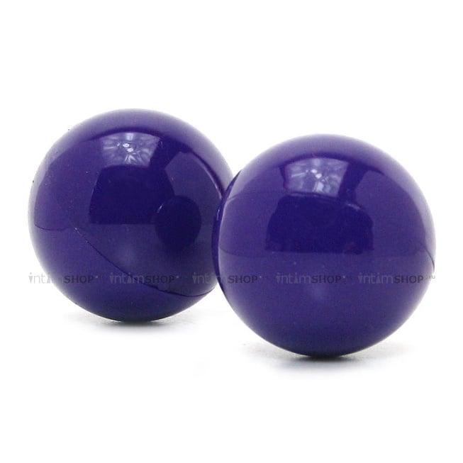 Вагинальные Шарики Ben Wa Balls фиолетовые